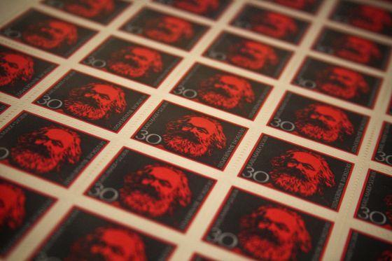 Sellos de Karl Marx en el Museo Judío de Berlín. / THEO SCHNEIDER / DEMOTIX / CORBIS